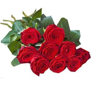 bouquet 9 roses