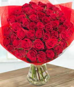prix bouquet 50 roses