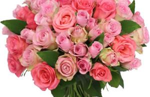 prix bouquet 60 roses