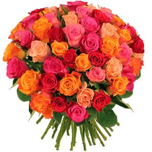 prix bouquet 80 roses